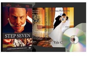 DVD Package - Detroit Print Shop