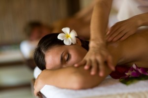 spa and massage therapy flyers