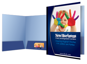Creating Opportunities With Custom Printed Presentation Folders