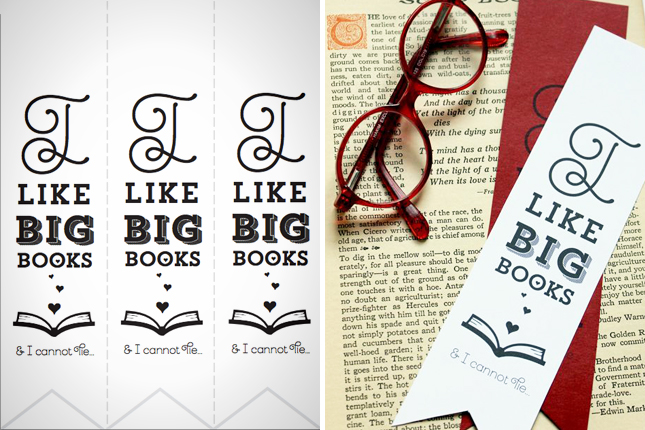 Creative Uses for Personalized Bookmarks – Detroit Print Shop ...