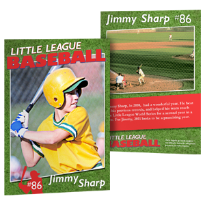 Trading Cards - Custom Collector Cards